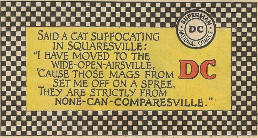 DC-squaresville