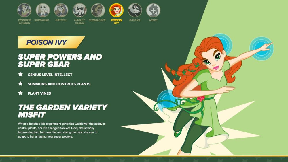 PoisonIvy-DCSuperHeroGirls