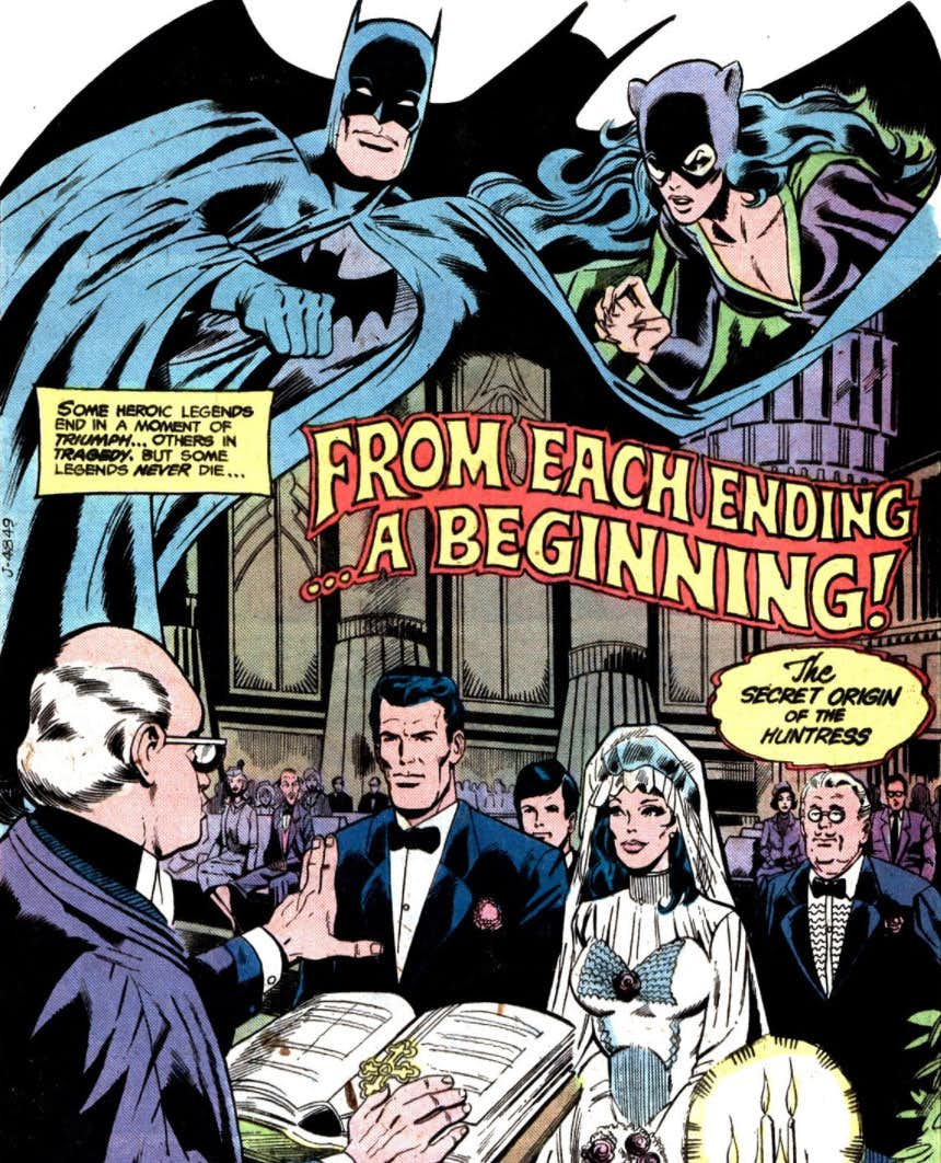 Batman #197 (December, 1967) | Attack of the 50 Year Old