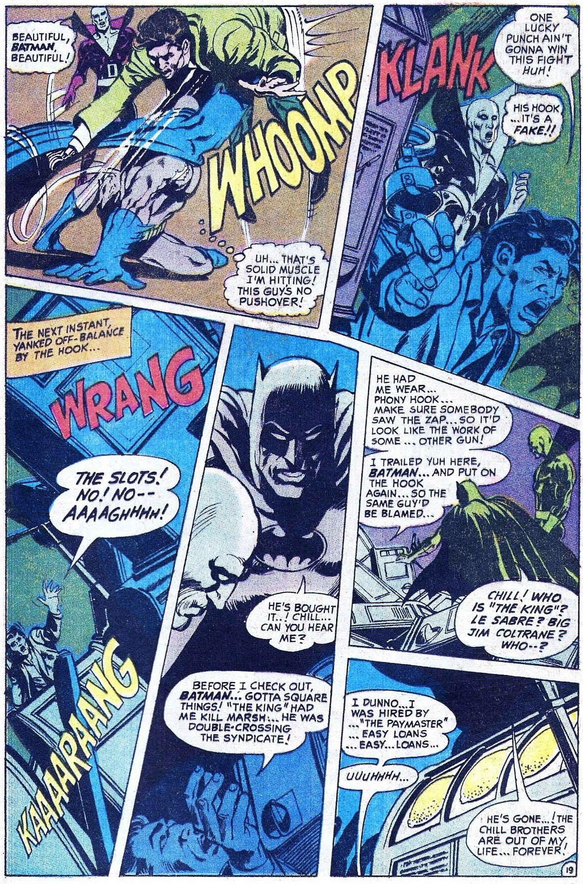 The Brave and the Bold #79 (Aug -Sept , 1968) | Attack of