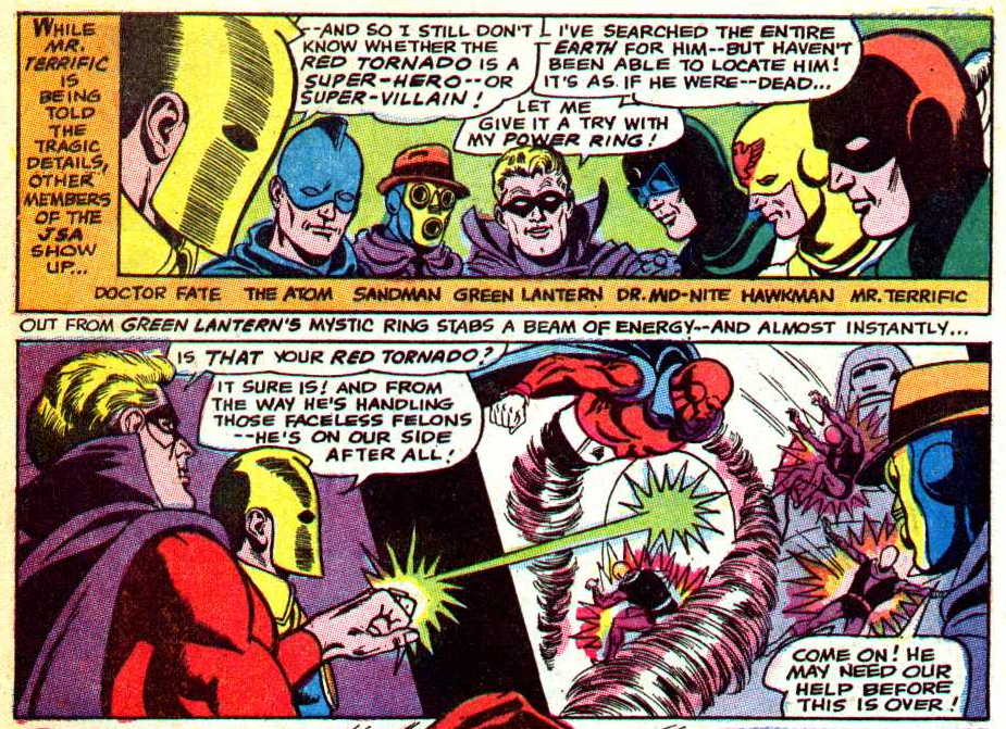 Justice League of America #64 (August, 1968) | Attack of the