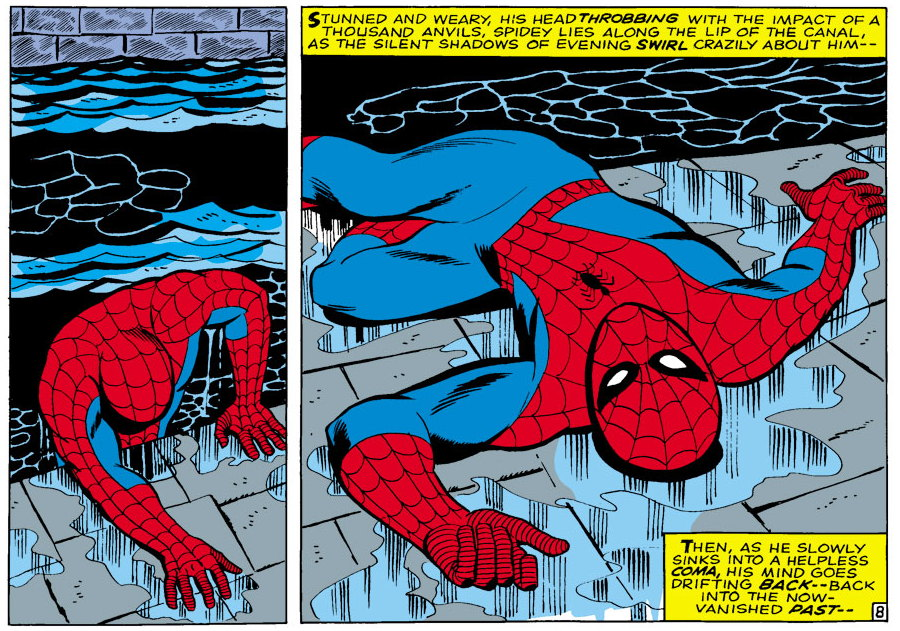 Amazing Spider-Man Annual #5 (November, 1968) | Attack of the 50