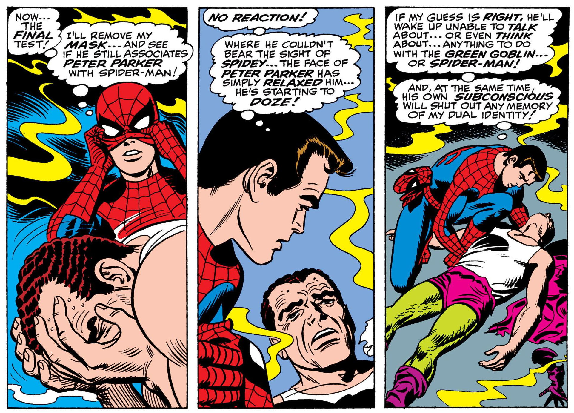 Spectacular Spider-Man #2 (November, 1968) | Attack of the