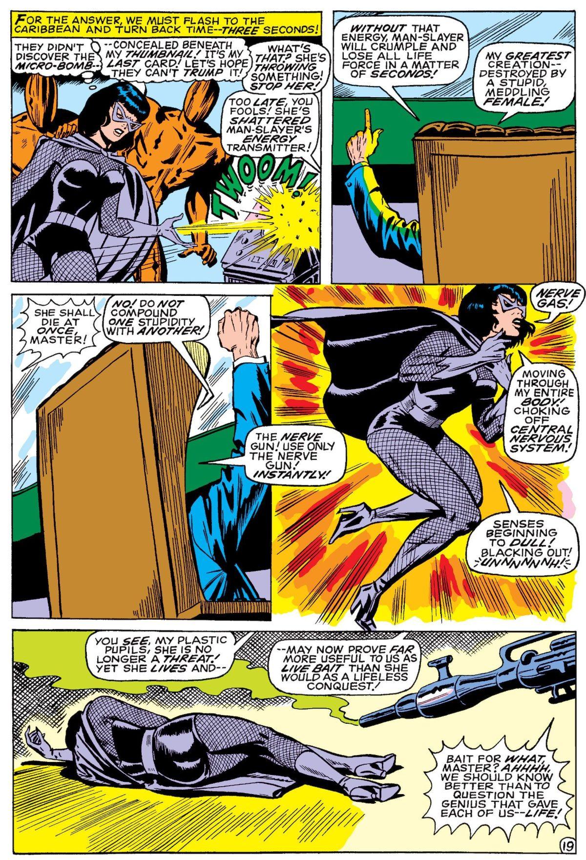 Avengers #63 (April, 1969)