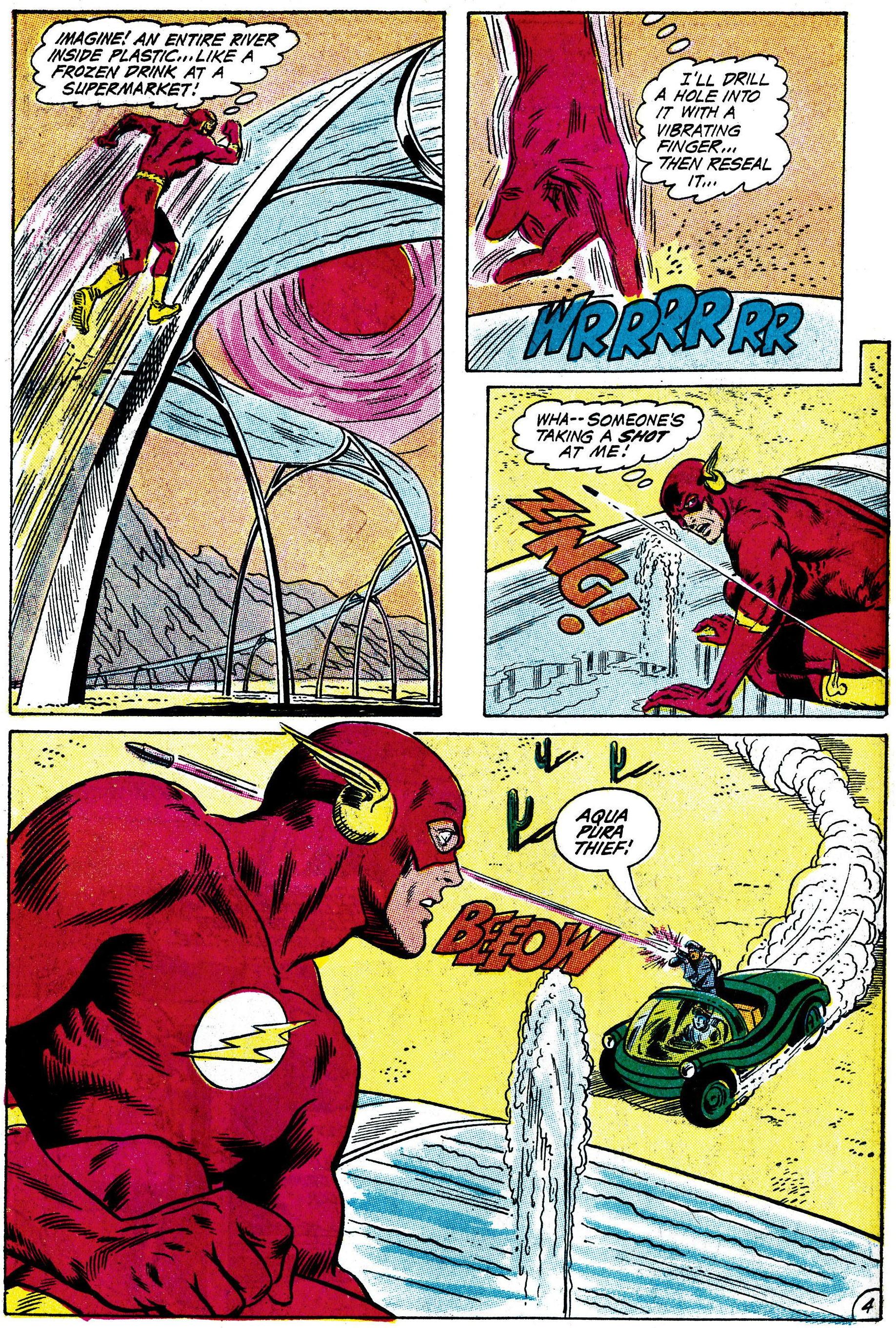 Flash #203 (February, 1971)